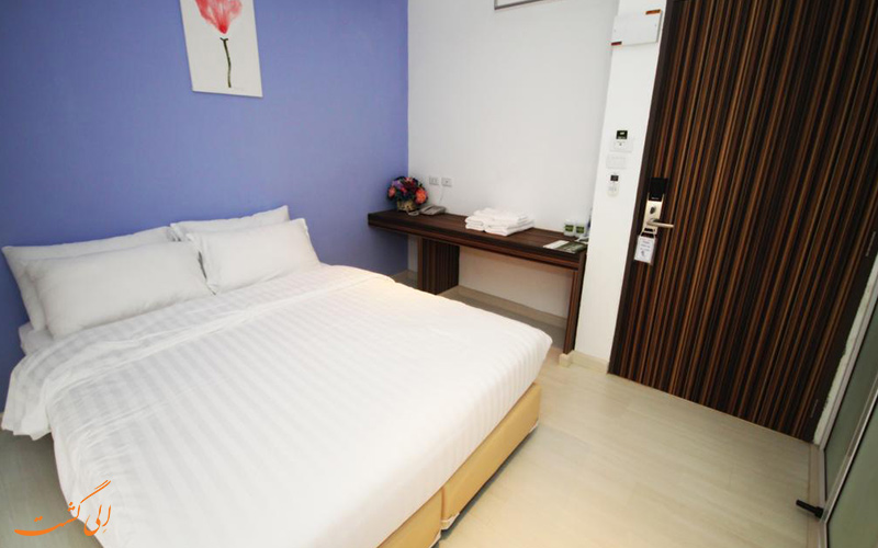 هتل نانترا اکامای بانکوک | نمونه اتاق 2