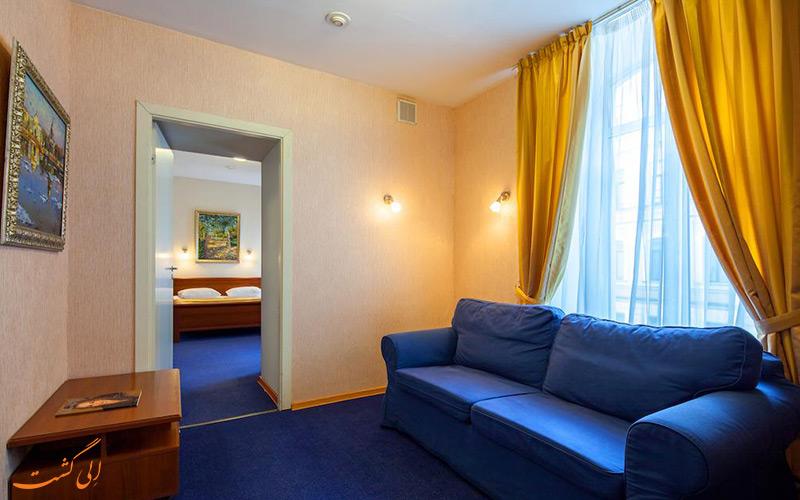 هتل نوسکی استر سنت پترزبورگ | سوییت