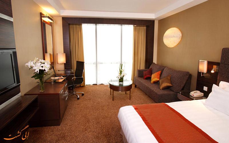 هتل نووتل پیس پکن | نمونه اتاق