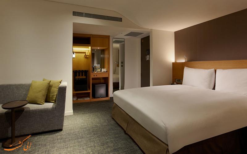 هتل رویال این لینسن تایپه | نمونه اتاق