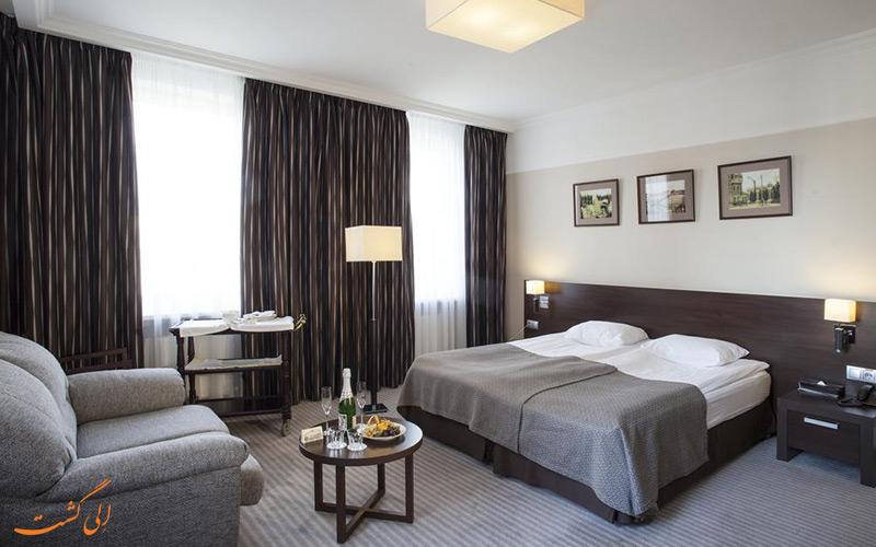 هتل ودنسکی سنت پترزبورگ | نمونه اتاق