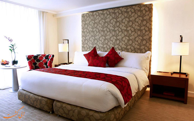 هتل واترفرانت پاویلیون مانیل   اتاق 2