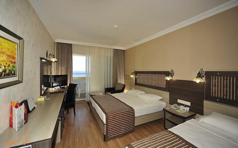 هتل دینلر آلانیا | اتاق