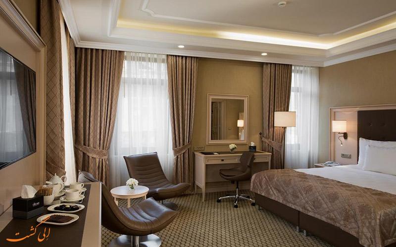 هتل دیوان سوئیتس باتومی   نمونه اتاق 2