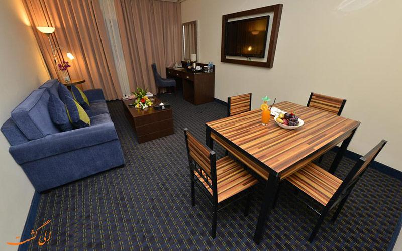 هتل بست وسترن پریمیر مسقط | سوییت
