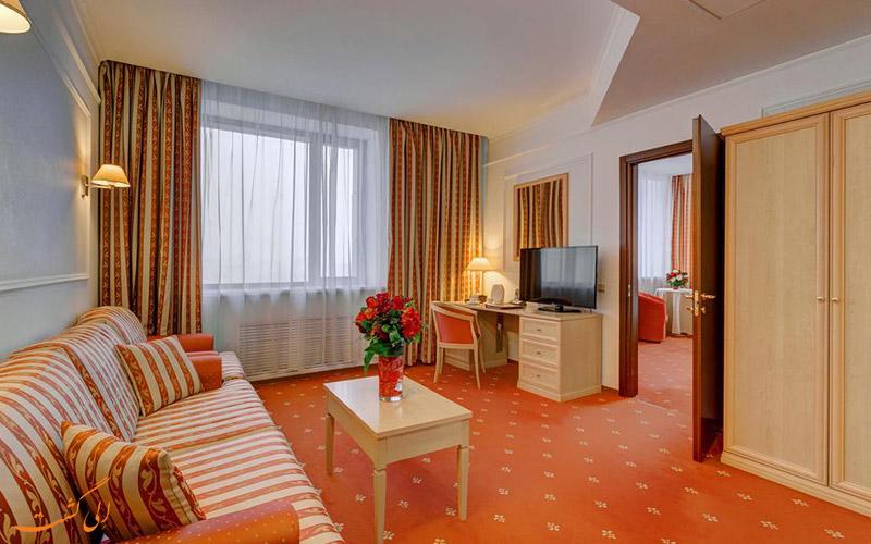 هتل بوردینو مسکو | اتاق 3