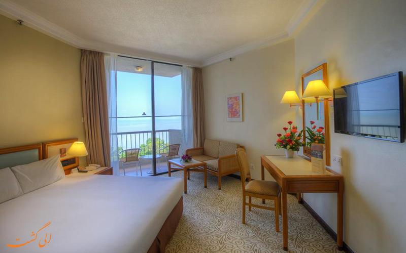 هتل کاپتورن ارکید پنانگ | نمونه اتاق 2