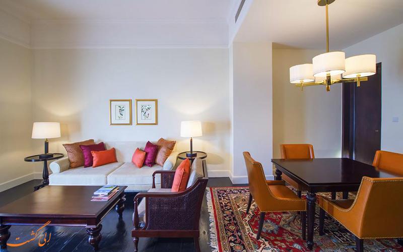 هتل گاله فیس کلمبو | نمونه سوییت