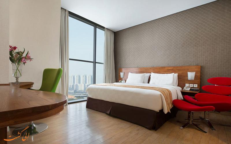 هتل بست وسترن هریسون جاکارتا | نمونه اتاق