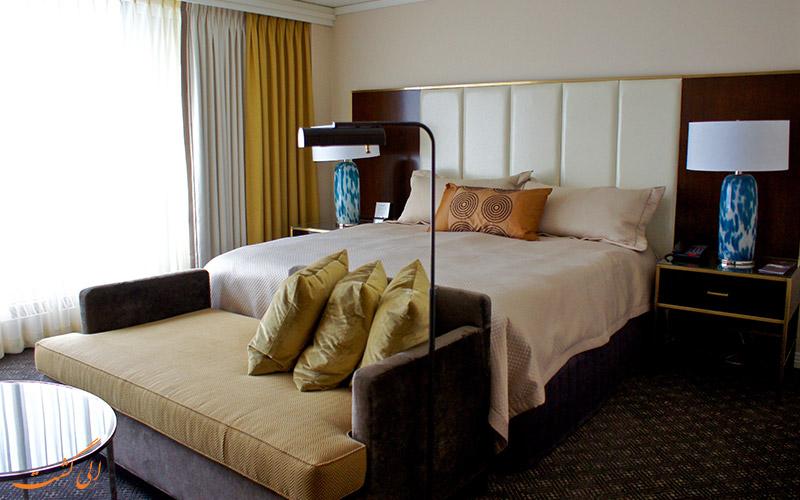 هتل اومنی مونت رویال مونترال | اتاق