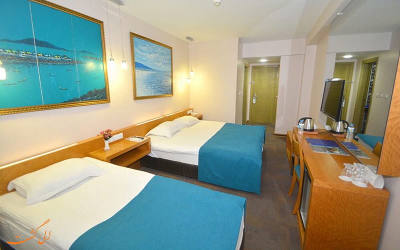 هتل ایستنکوی بدروم | نمونه اتاق 3
