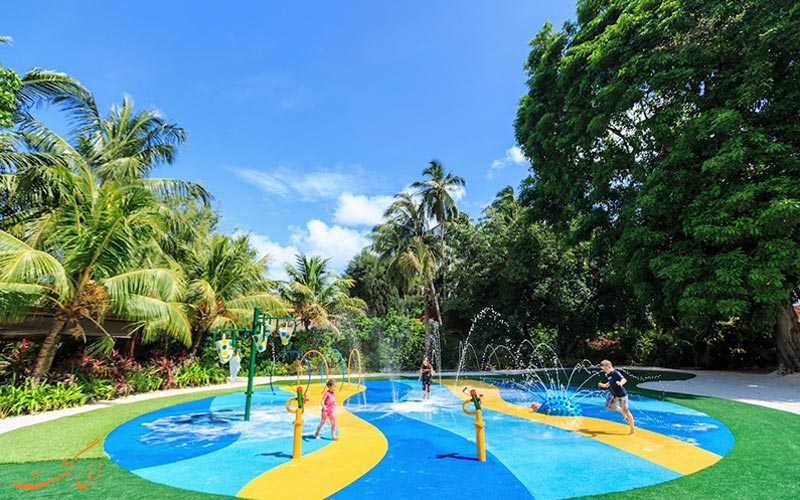 هتل کرومبا مالدیو | تفریحات کودکان