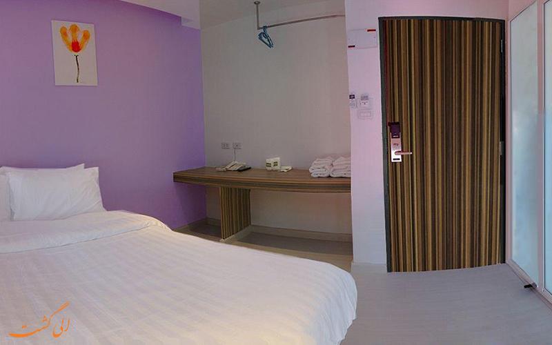 هتل نانترا اکامای بانکوک | نمونه اتاق 3