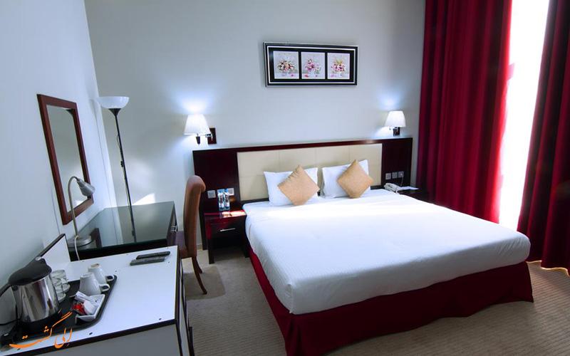 هتل رینبو دبی | نمونه اتاق 3