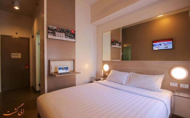 هتل رد پلنت اورتیگاس مانیل | اتاق دبل