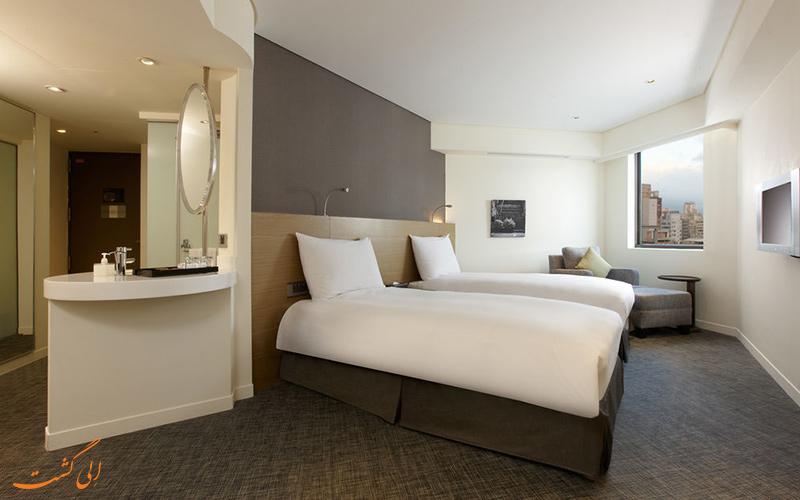 هتل رویال این لینسن تایپه | نمونه اتاق 2