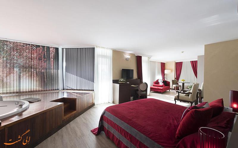 هتل سی لایف فامیلی ریزورت آنتالیا | نمونه اتاق