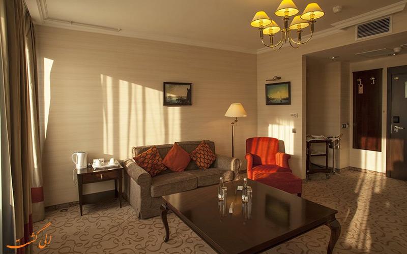 هتل ودنسکی سنت پترزبورگ | نمونه اتاق 2