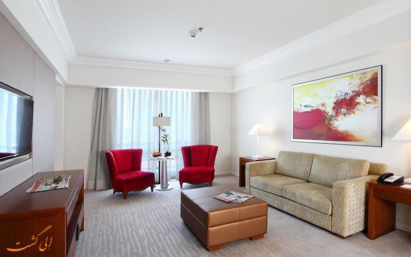 هتل واترفرانت پاویلیون مانیل | سوییت