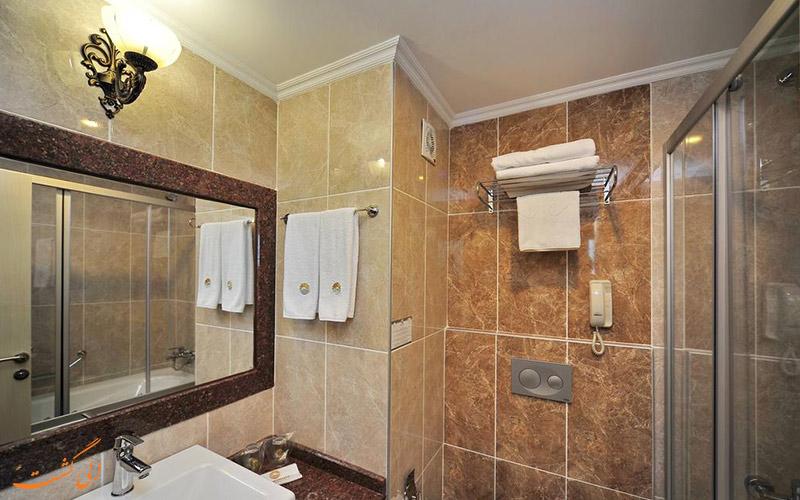 هتل دینلر آلانیا | سرویس بهداشتی
