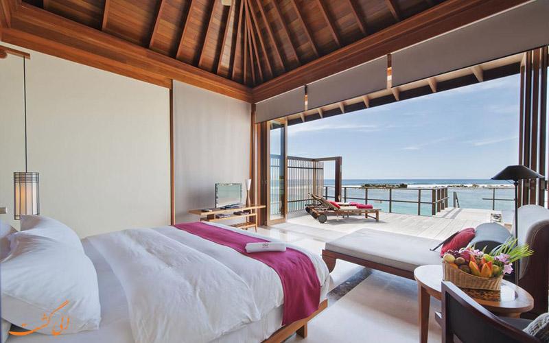 هتل پارادایس آیلند ریزورت مالدیو   اتاق 2