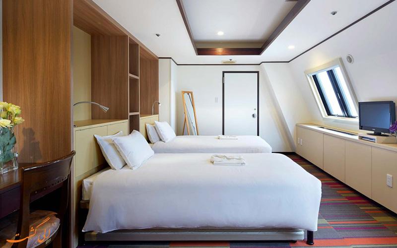هتل د ب سنگجیا توکیو | نمونه اتاق 3