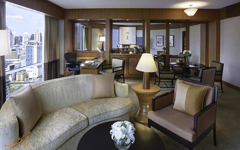هتل کنراد بانکوک | نمونه اتاق 2