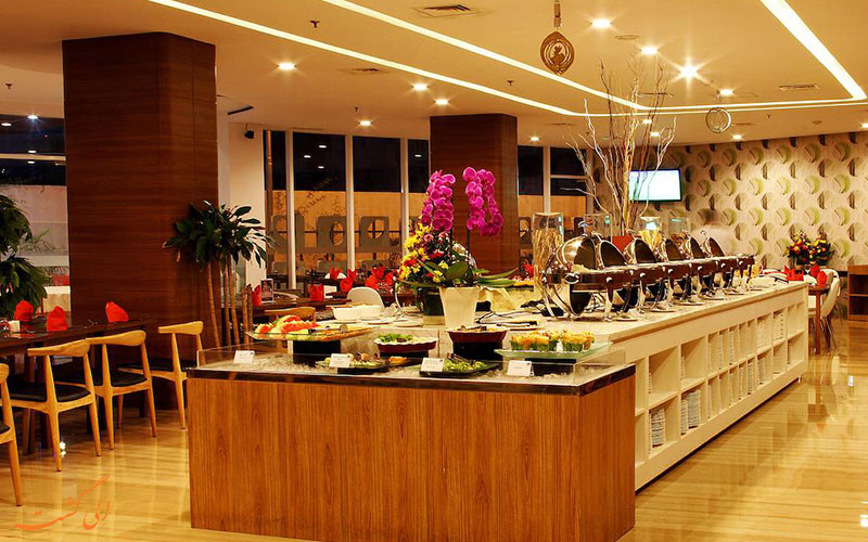 هتل بست وسترن هریسون جاکارتا | رستوران