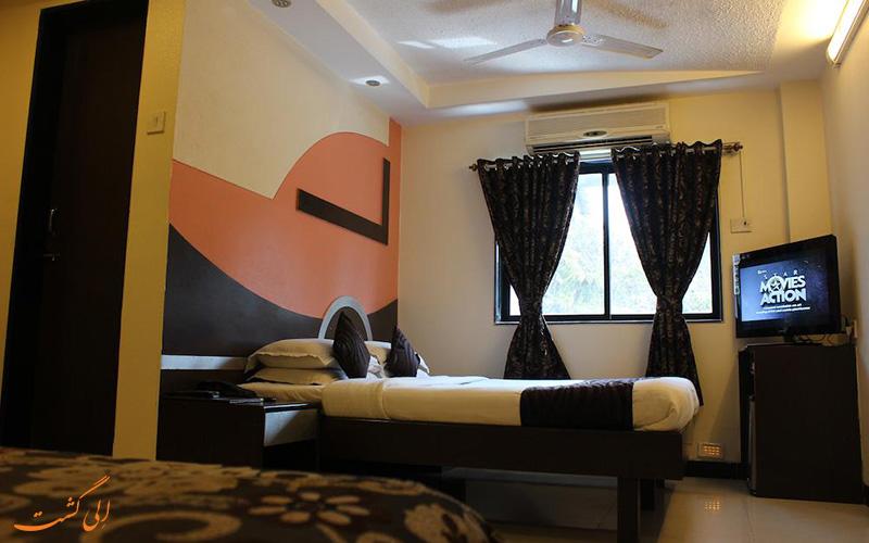 هتل فورچون بمبئی | نمونه اتاق 4