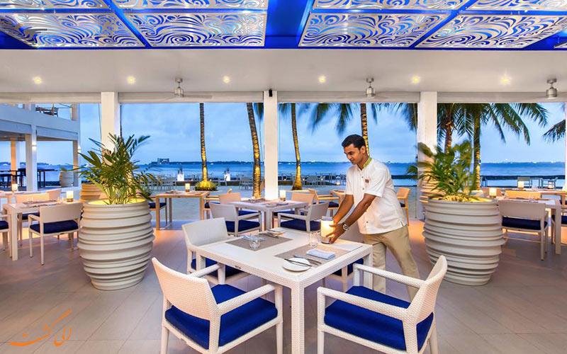 هتل کرومبا مالدیو | رستوران