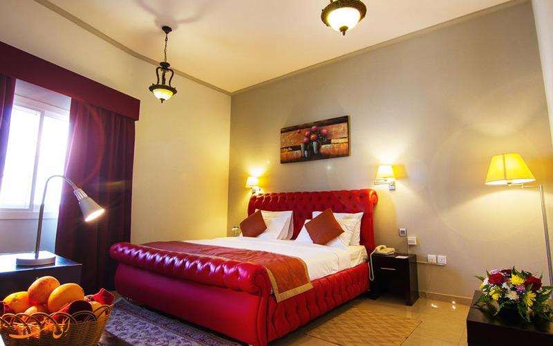 هتل رینبو دبی | نمونه اتاق 4