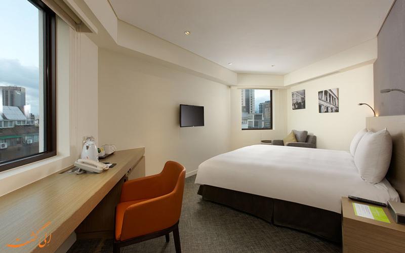 هتل رویال این لینسن تایپه | نمونه اتاق 3