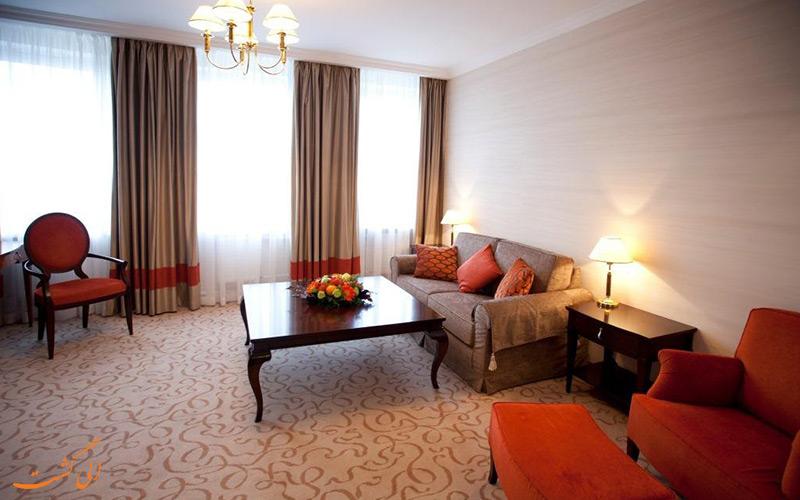 هتل ودنسکی سنت پترزبورگ | نمونه اتاق 3