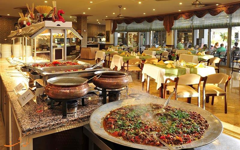 هتل دینلر آلانیا | بوفه رستوران