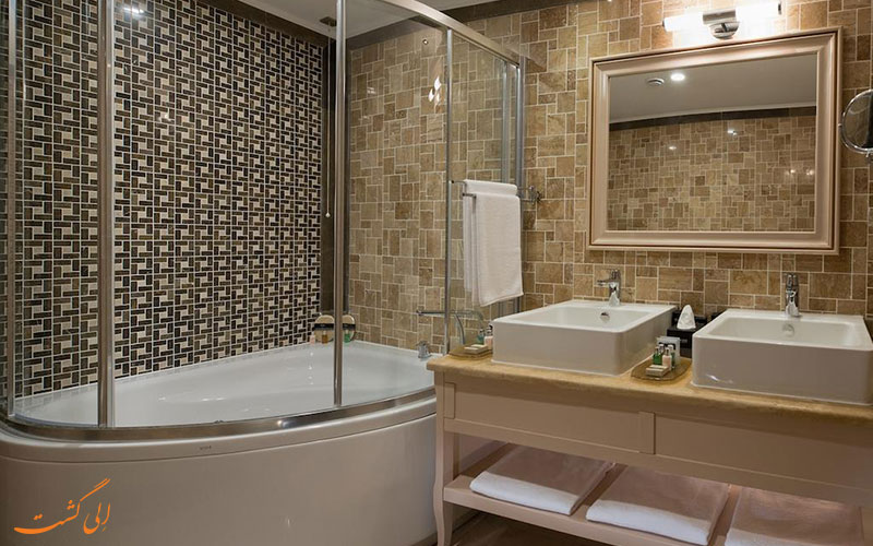 هتل دیوان سوئیتس باتومی   سرویس حمام