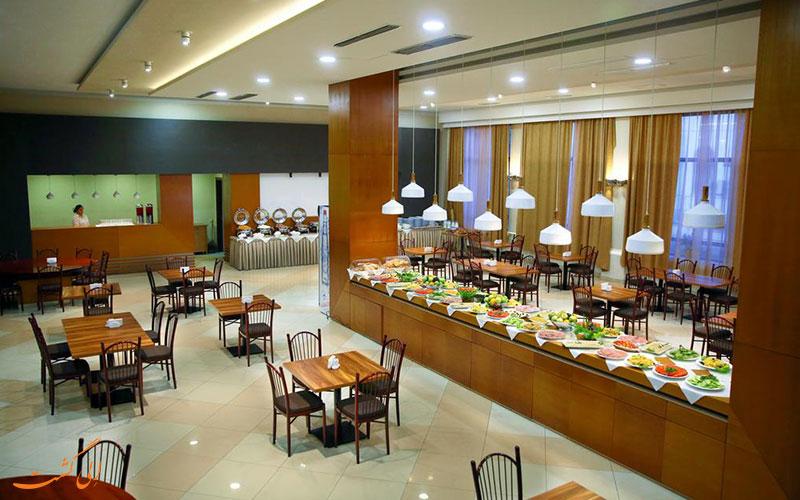 هتل گلدن پالاس تفلیس | رستوران