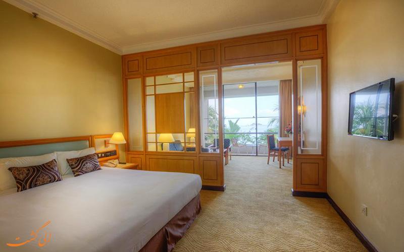 هتل کاپتورن ارکید پنانگ | سوییت