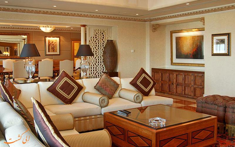 هتل گرند حیات مسقط | سوییت