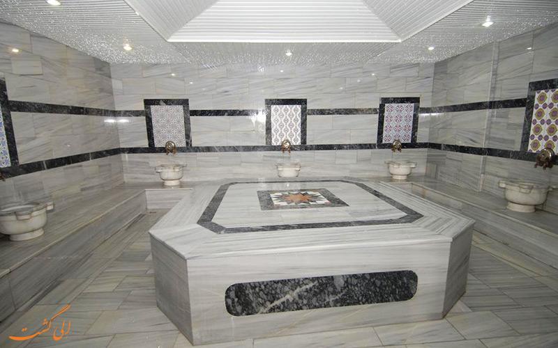 هتل دینلر آلانیا | حمام ترکی