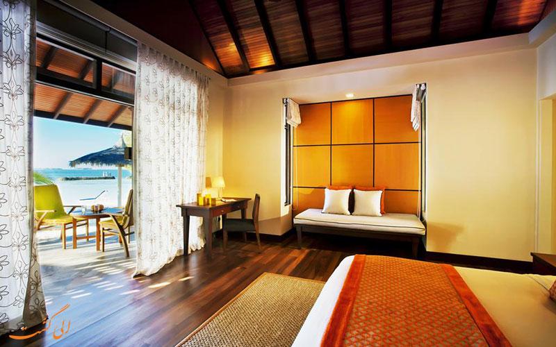 هتل کرومبا مالدیو | ویلا