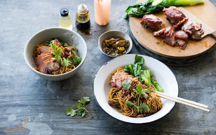 هزینه خورد و خوراک در کشور مالزی