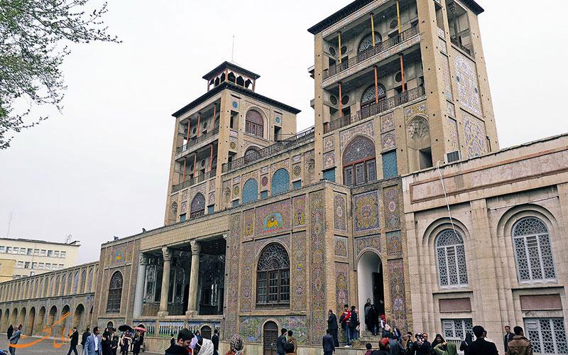 بناهای قدیمی پایتخت