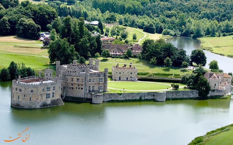قلعه لیدز در انگلیس
