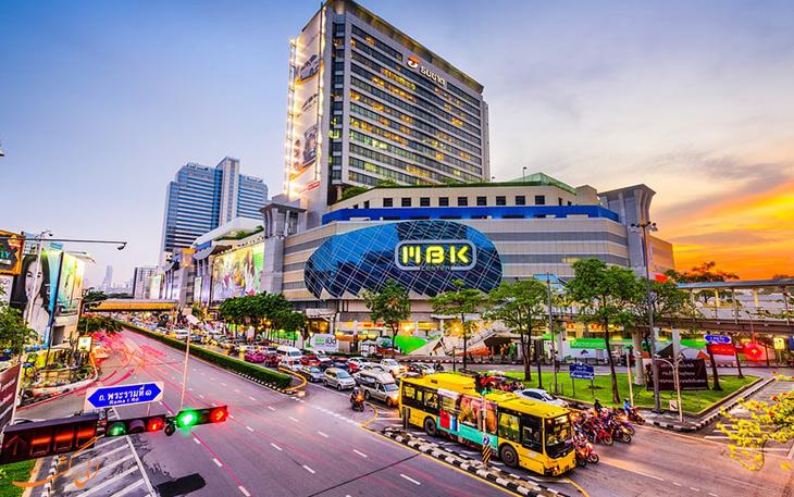 شهر بانکوک