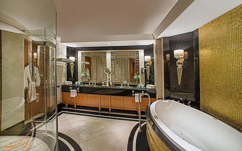 کالیستا لاکچری ریزورت آنتالیا | سرویس حمام