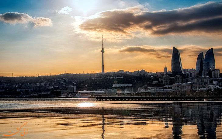 راهنمای مسافرتی به باکو