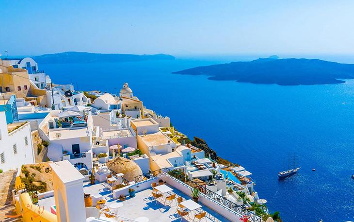 راهنمای سفر به یونان