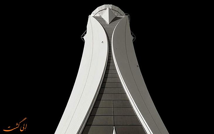 آل مکتوم: زیباترین برج های مراقبت دنیا