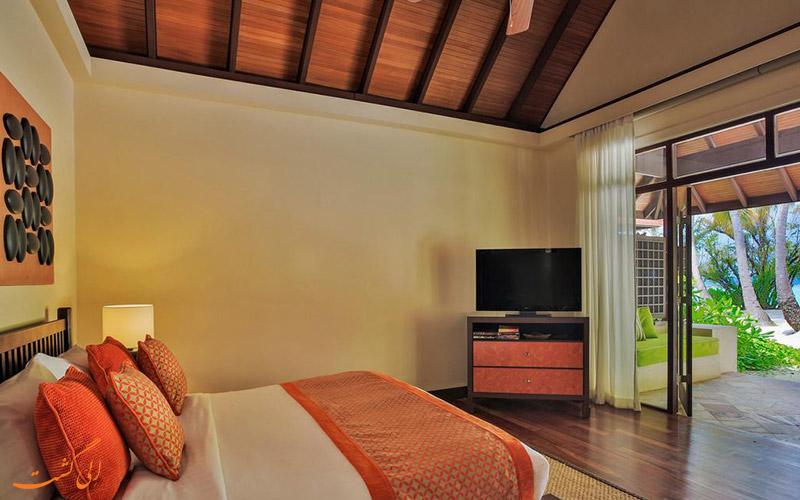 هتل کرومبا مالدیو | اتاق