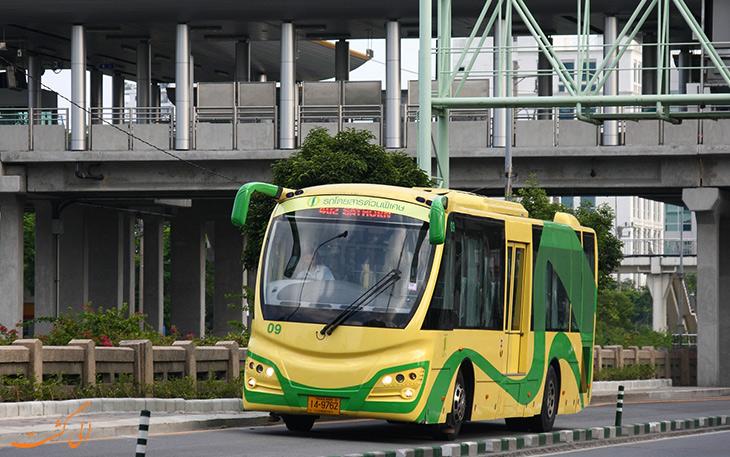 اتوبوس های BRT